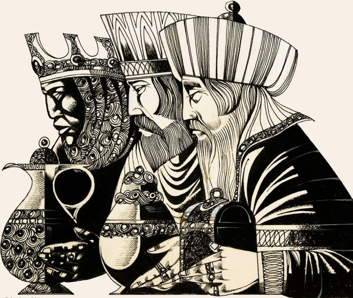 Image result for Journey of the Magi eliot